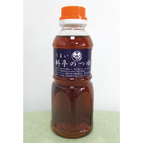 うまい料亭のつゆ(液体)