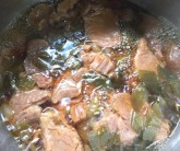 やまと豚ヒレ肉のほろほろ煮込み
