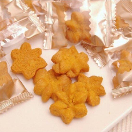 個別包装手作りサクサクかぼちゃクッキー