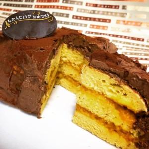 ライスケーキかぼちゃチョコ3