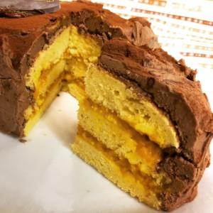 ライスケーキかぼちゃチョコ6
